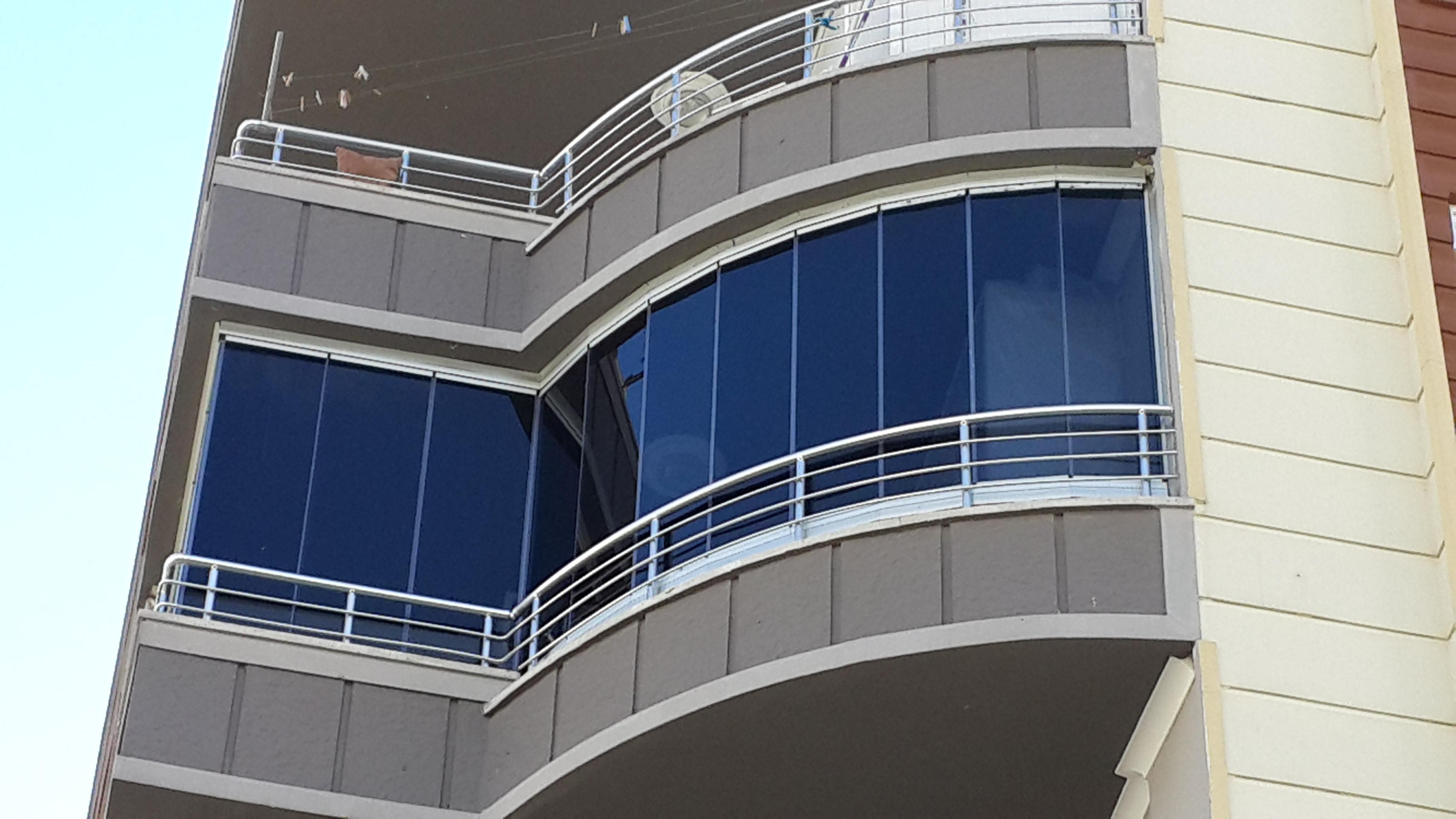 Cekmekoy Cam Balkon Line Glas Cam Balkon M2 Fiyat 350tl